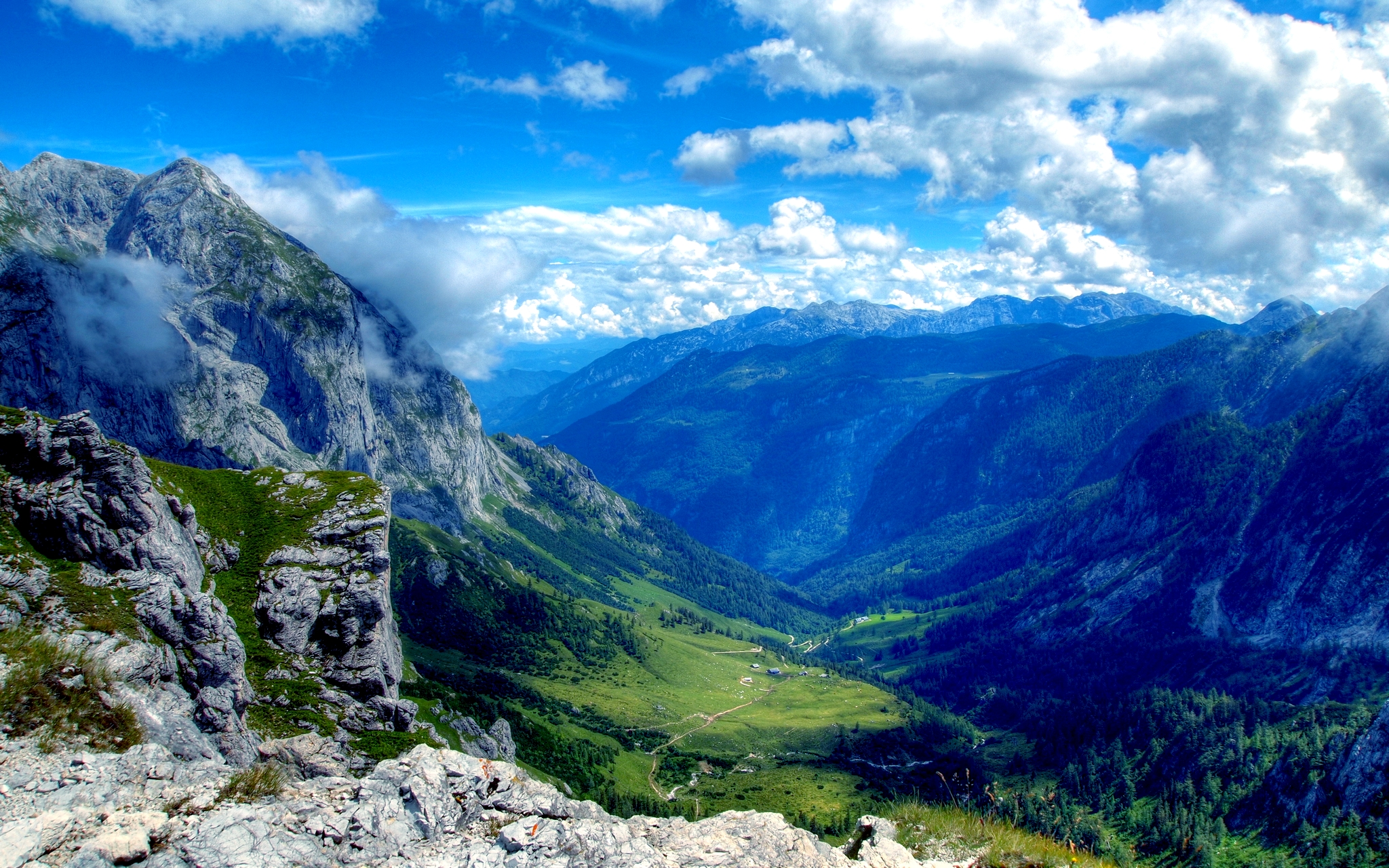 mountain valley wallpapers 29914