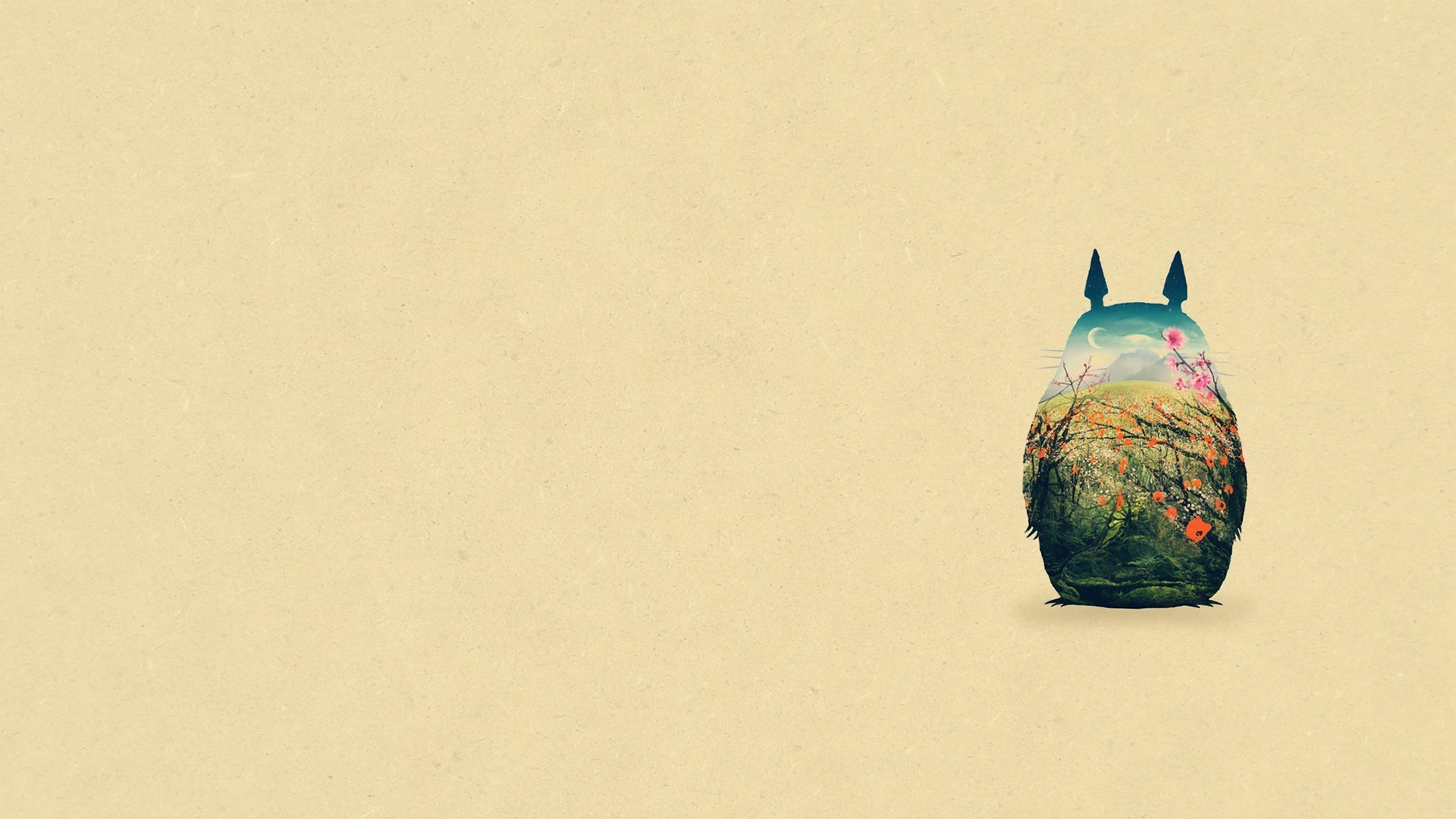 My Neighbor Totoro Wallpaper 27981 1920x1080 px HDWallSourcecom