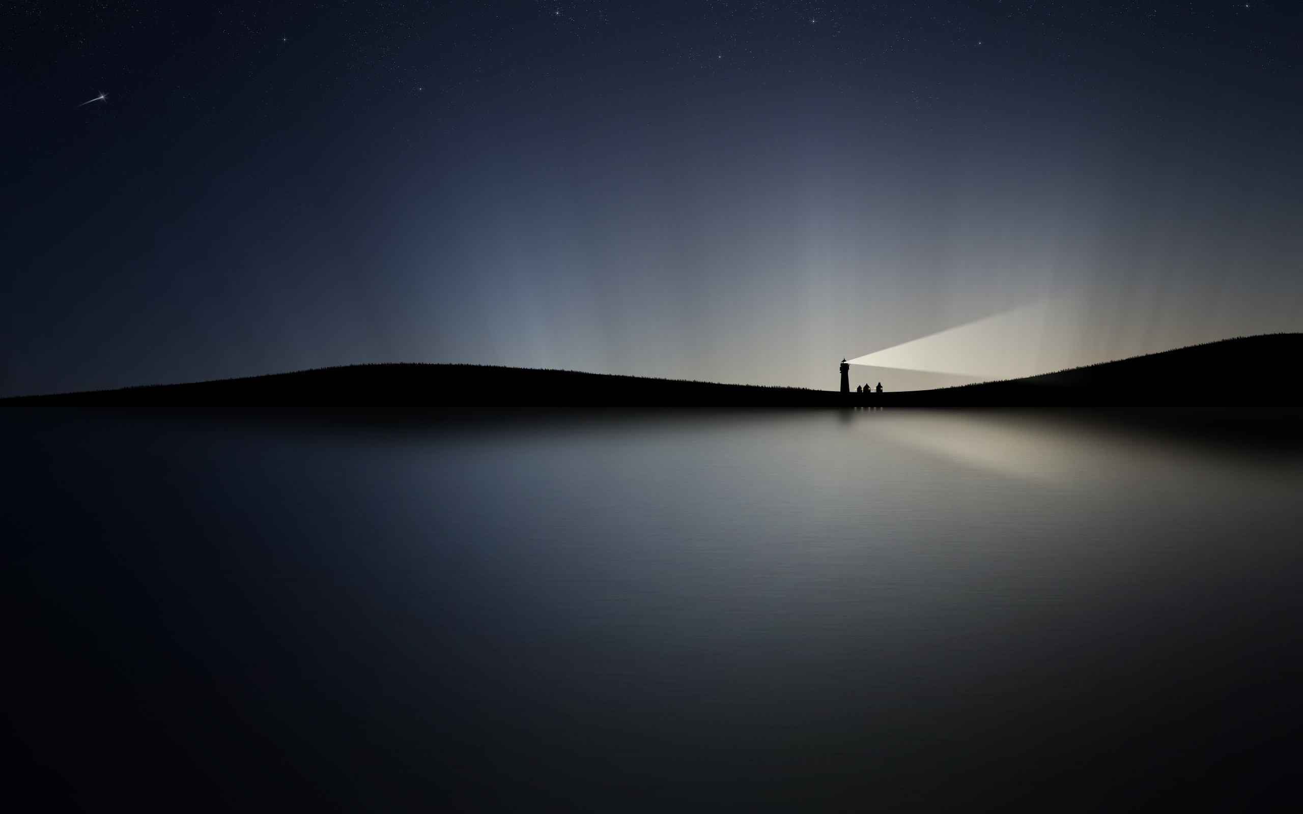 night sky wallpaper 11295