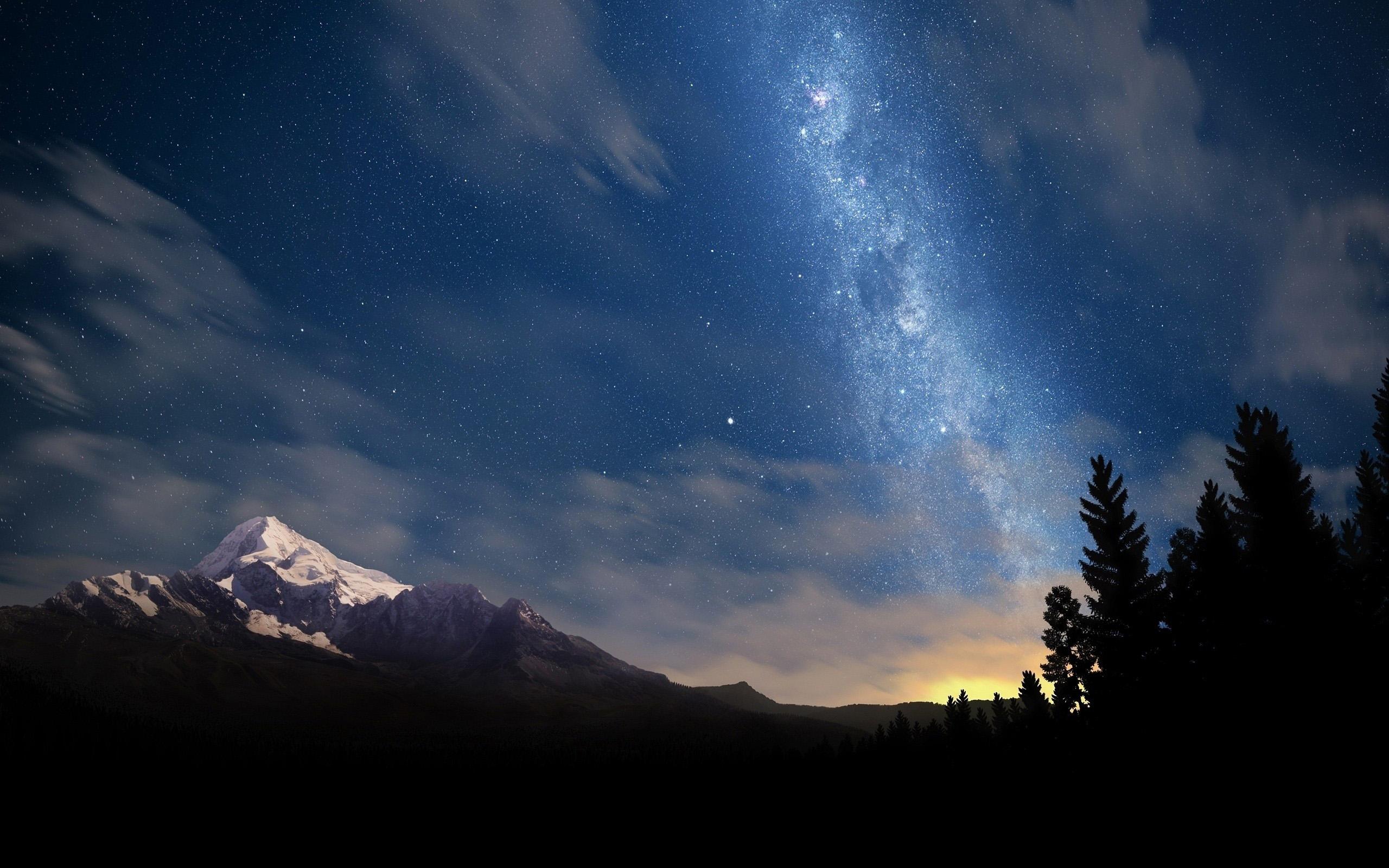 night sky wallpaper 11301