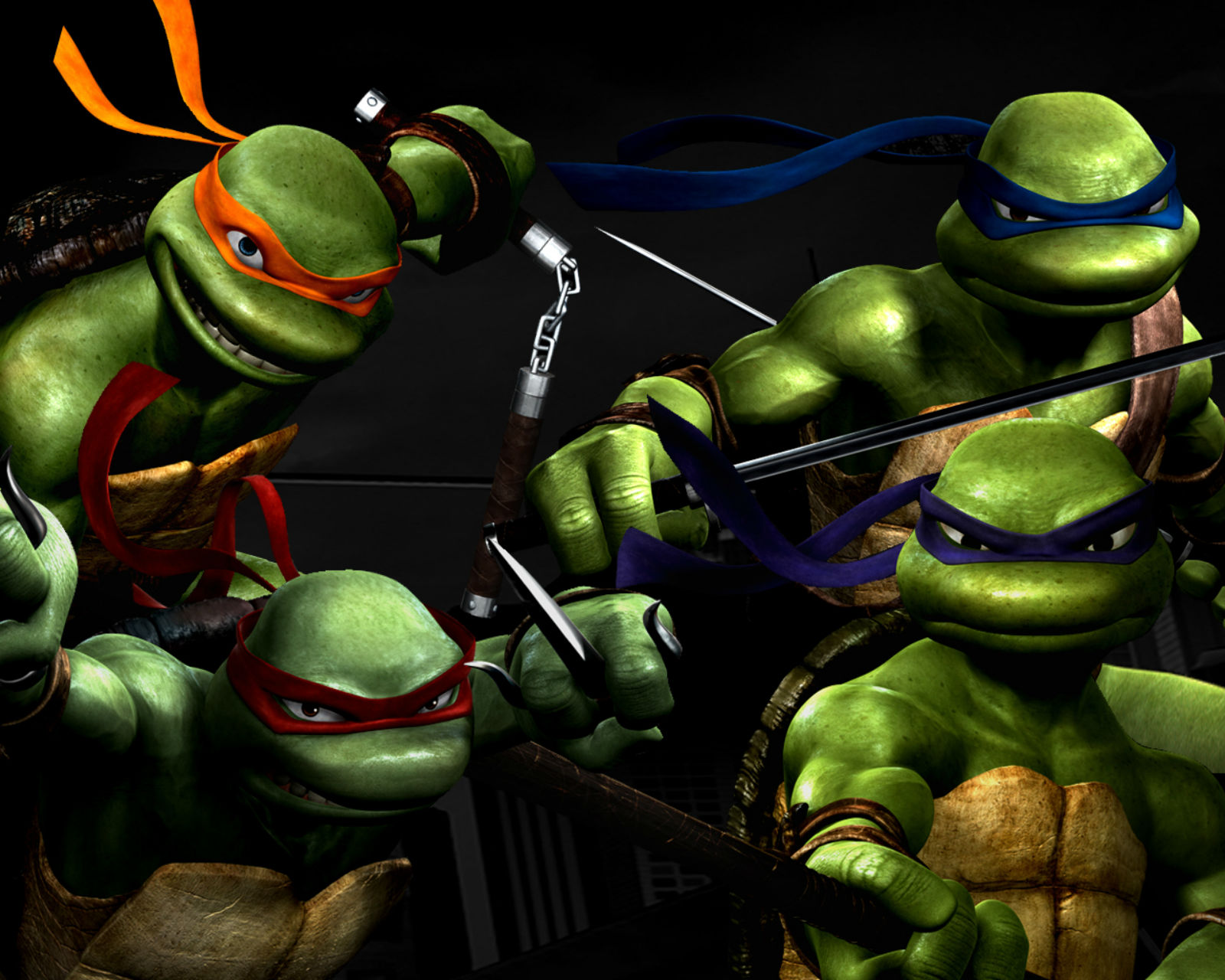 ninja turtles wallpapers download