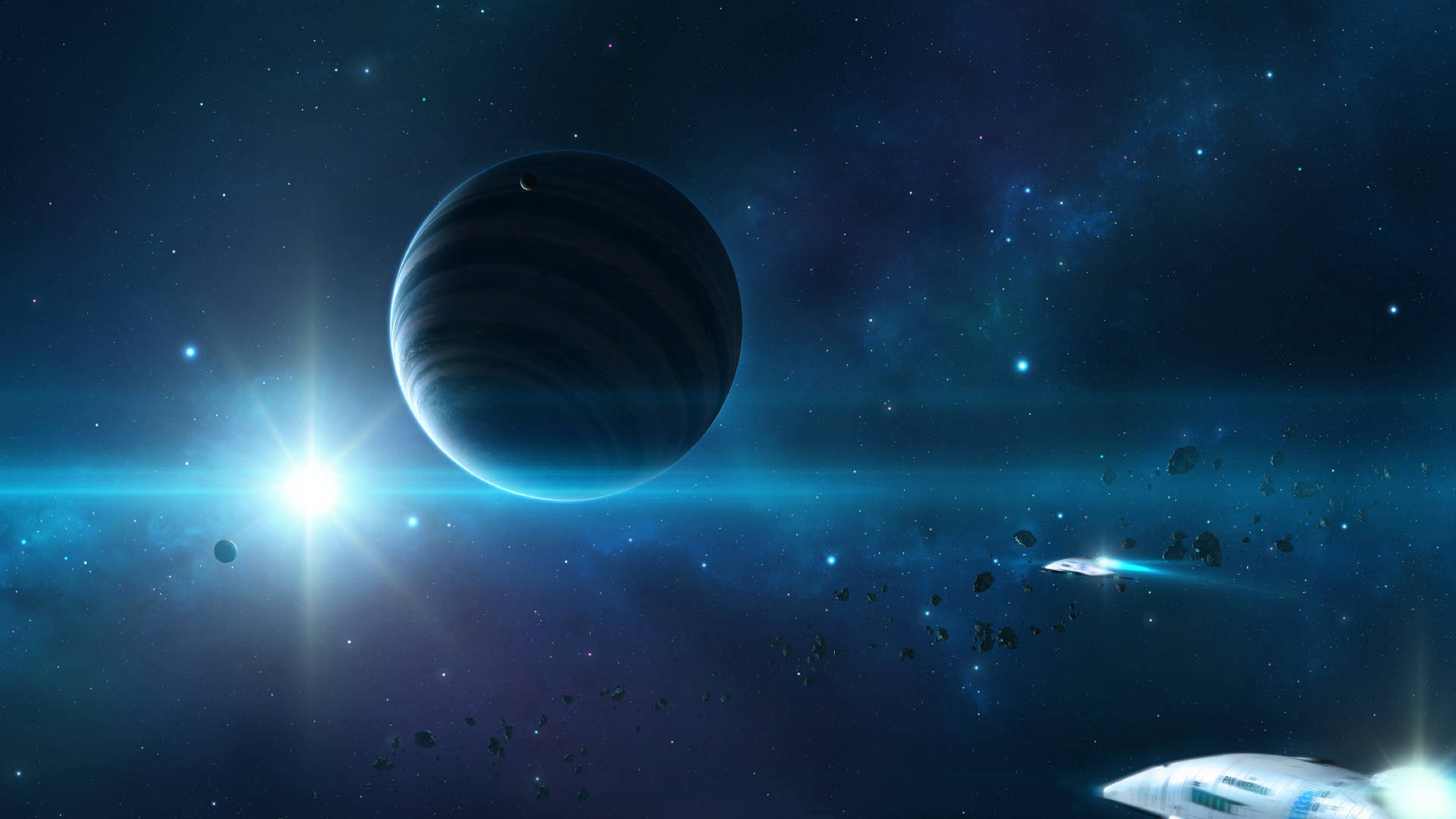 outer space wallpaper 4349