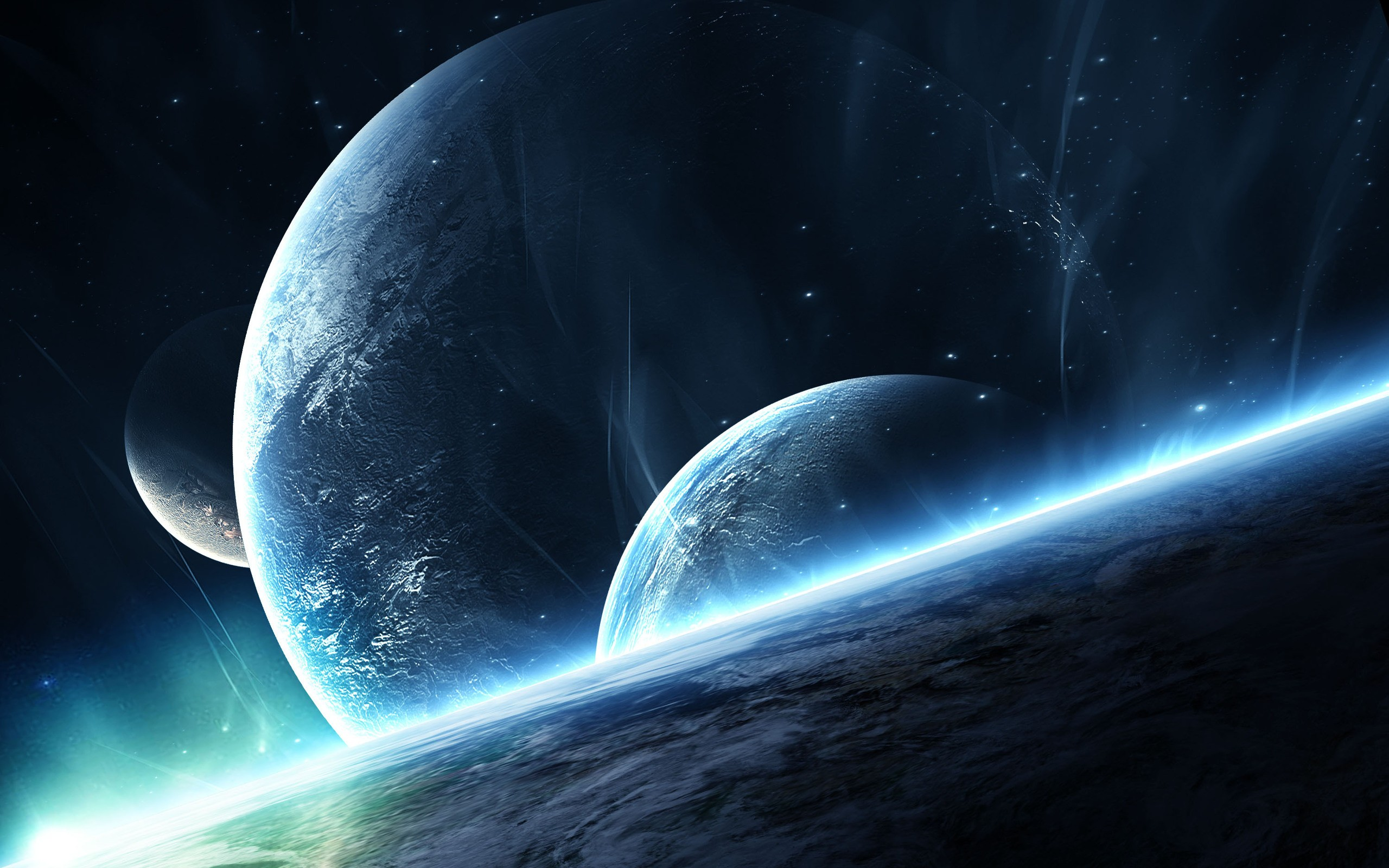 Outer space wallpaper 4358 2560x1600 px for Outer space design wallpaper