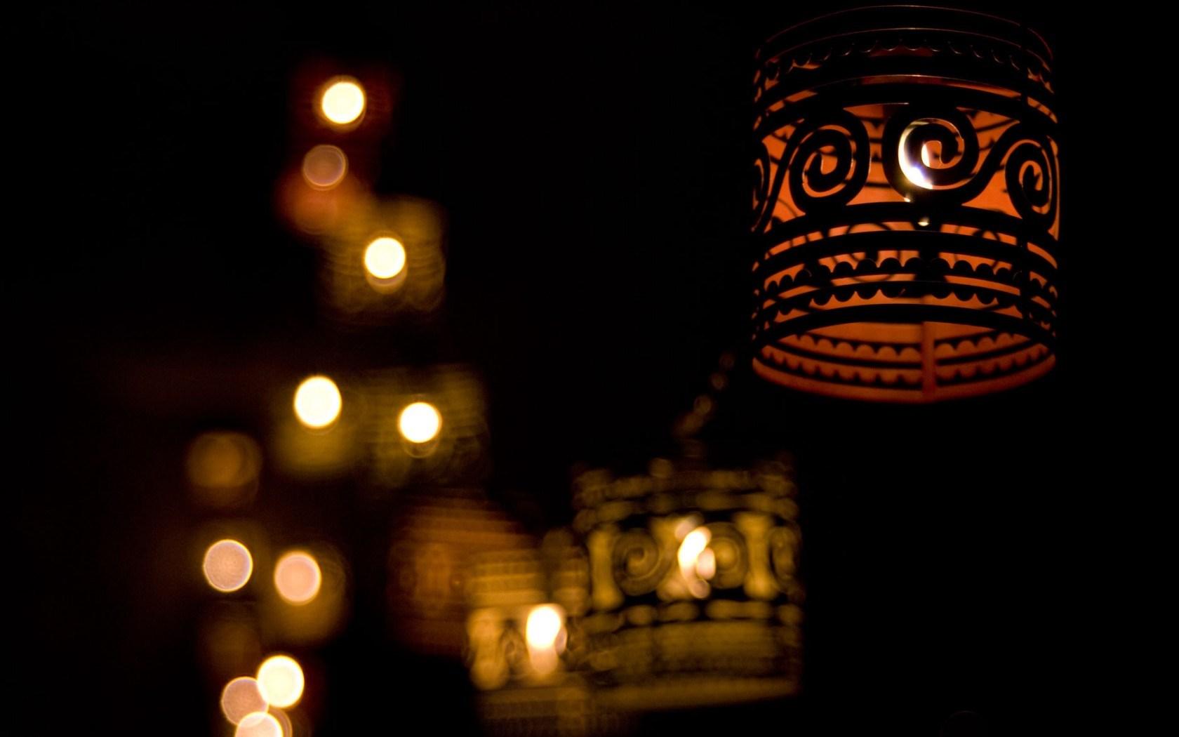pretty mood lantern wallpaper 43505