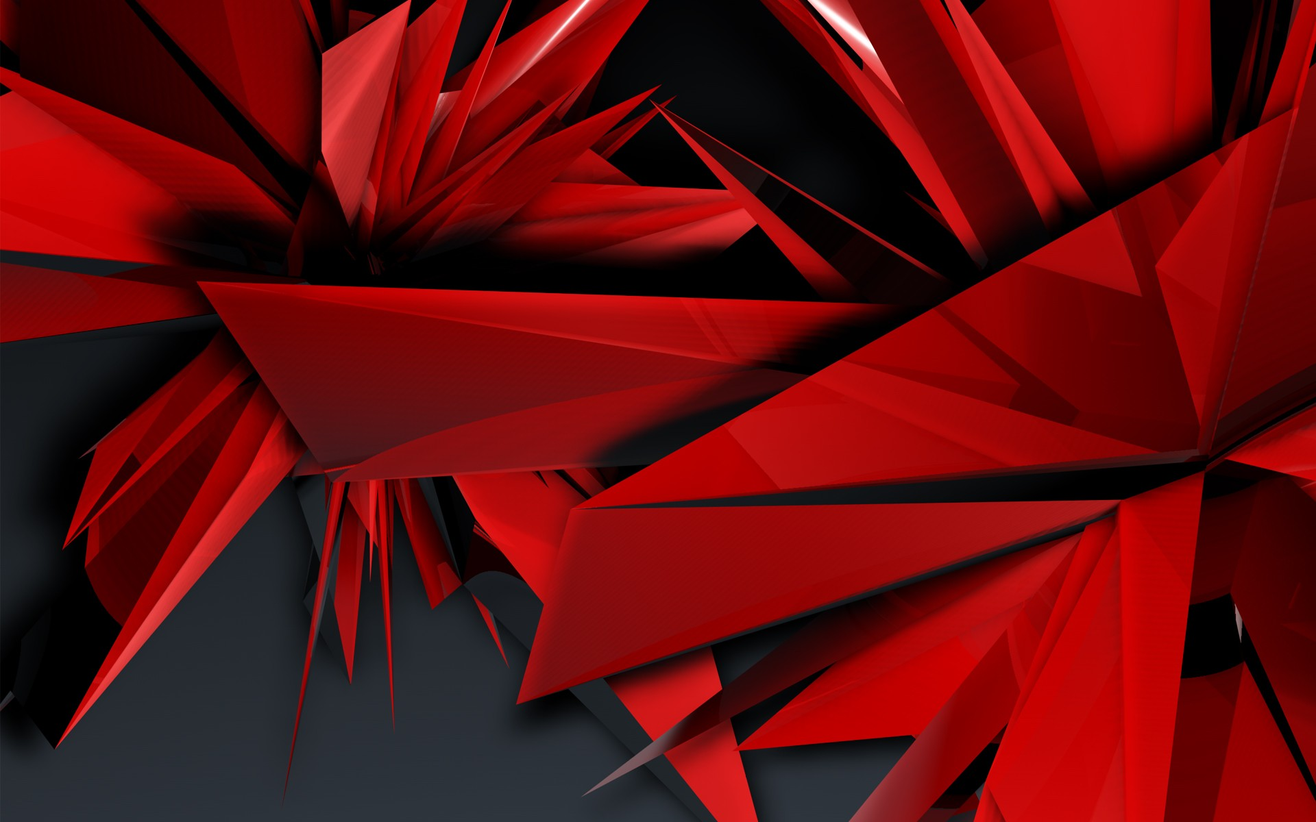 red abstract wallpaper 27862