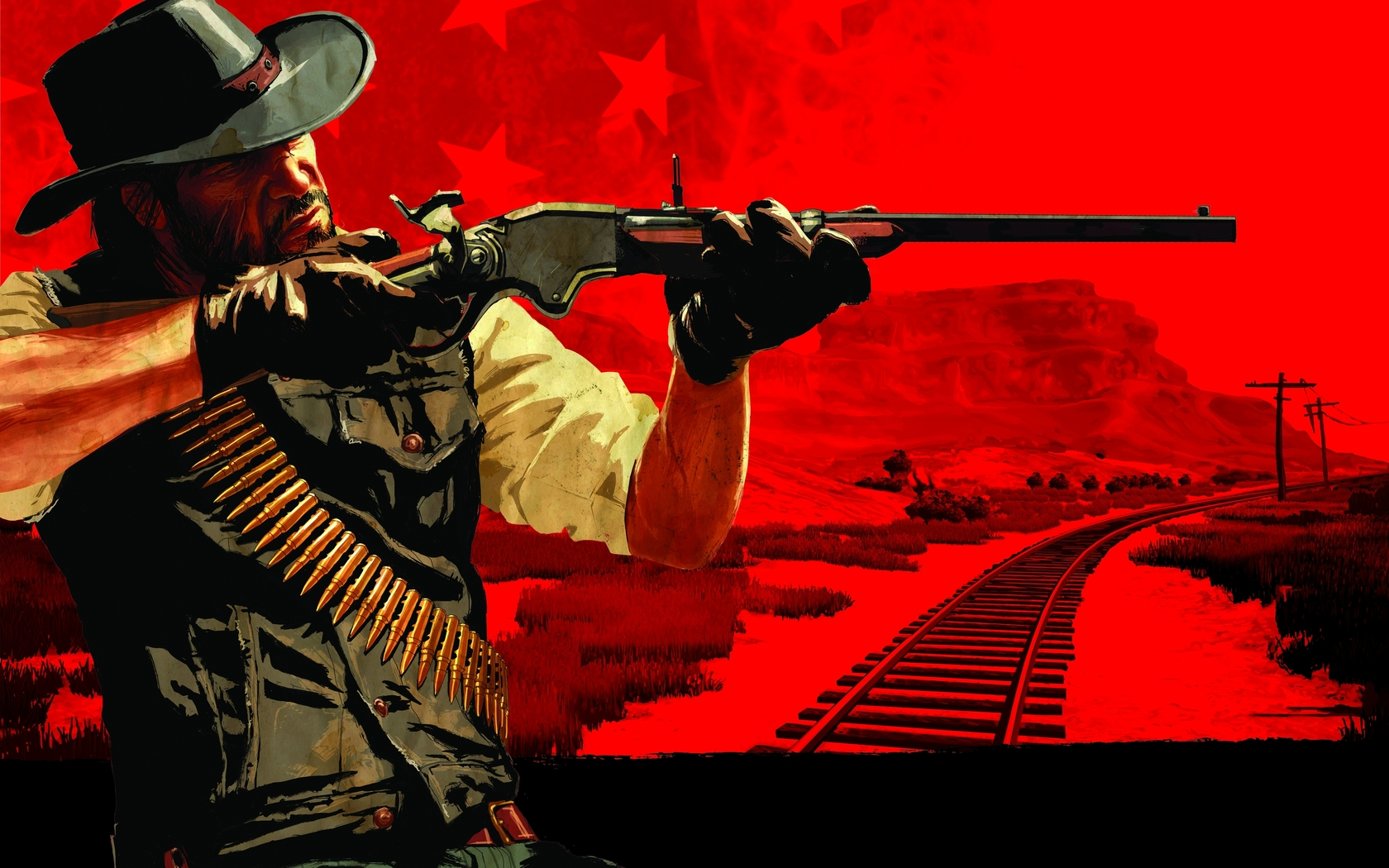 red dead redemption wallpaper 34870