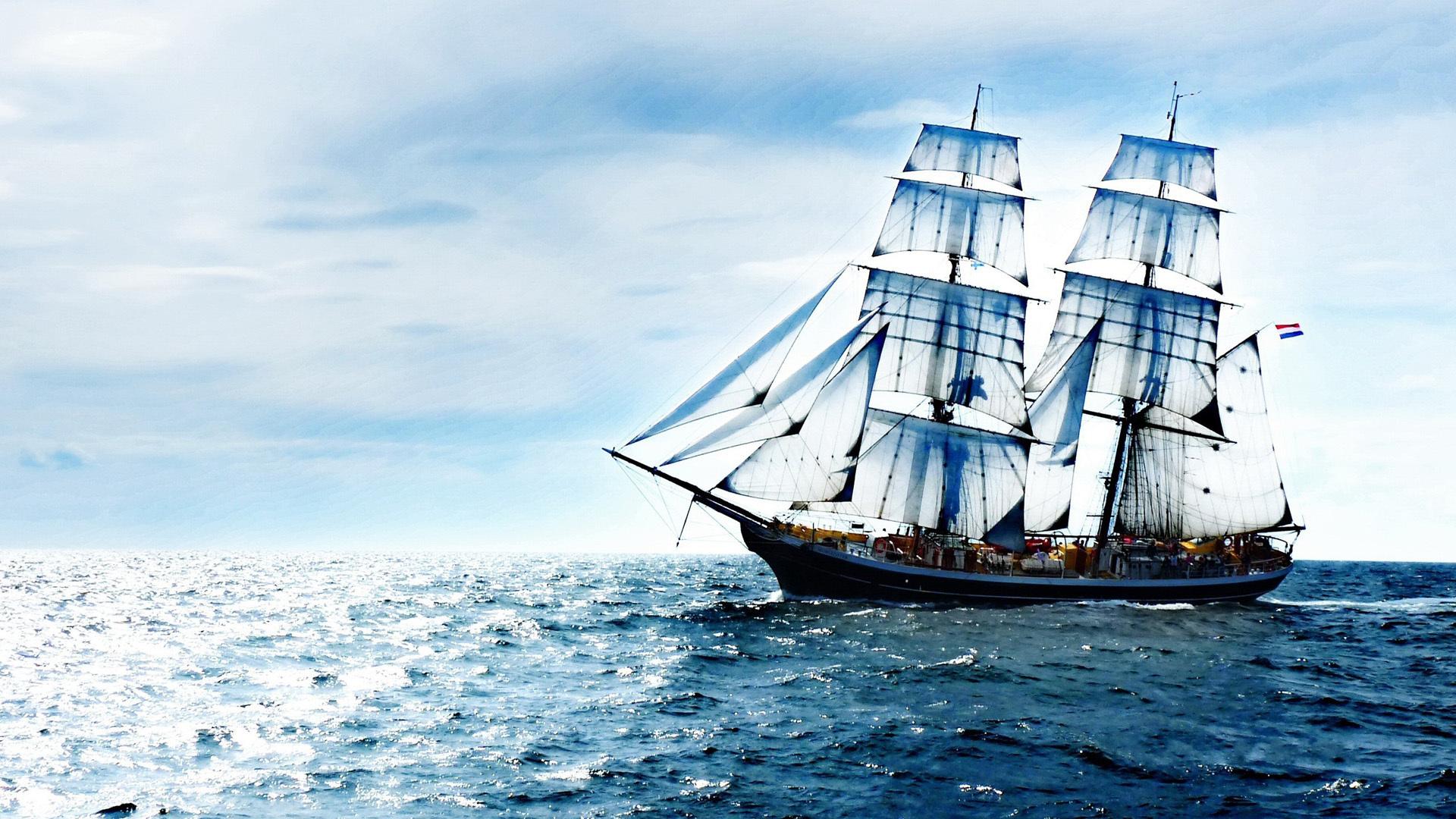 sailboat wallpaper 7771