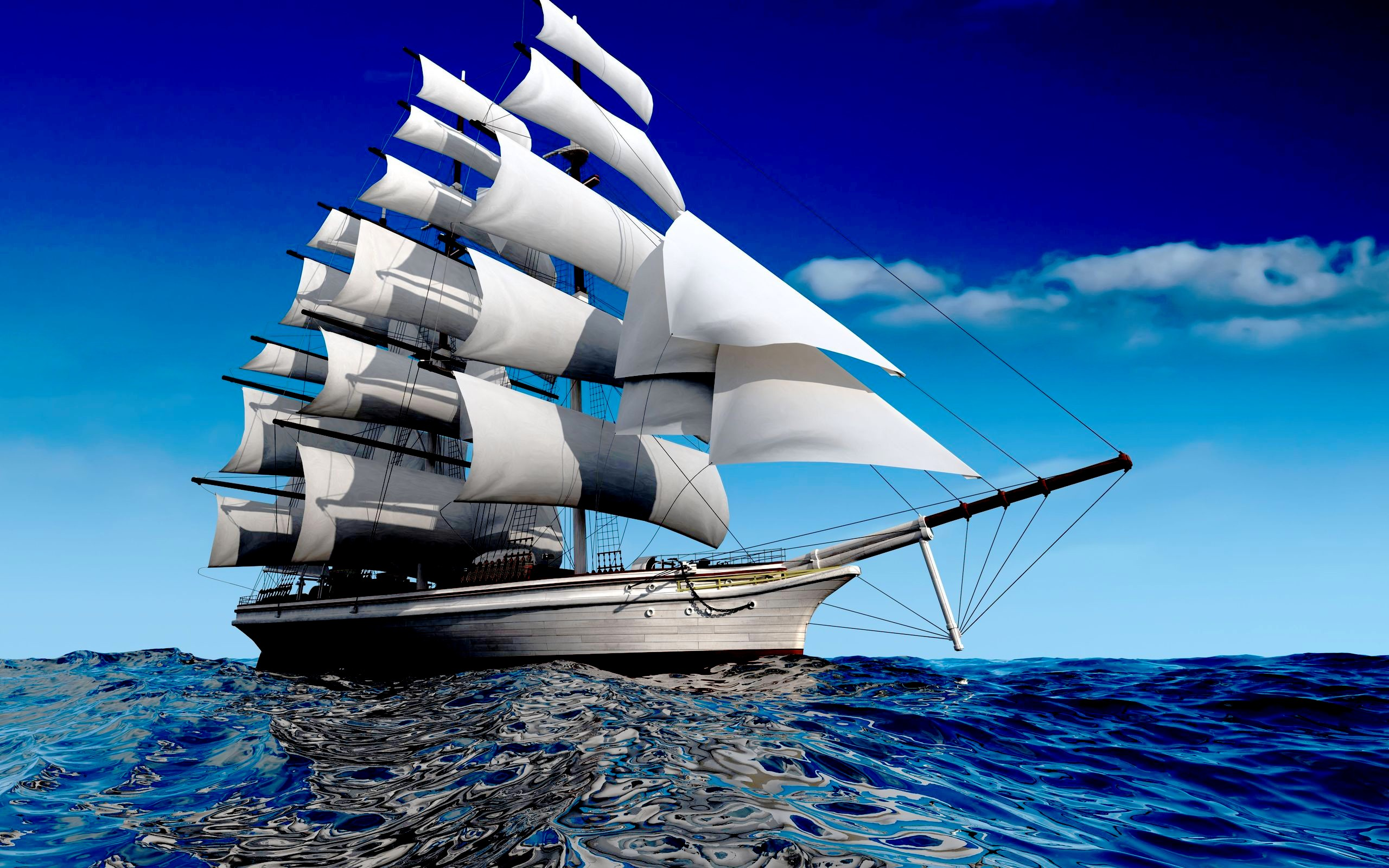 sailboat wallpaper 7783