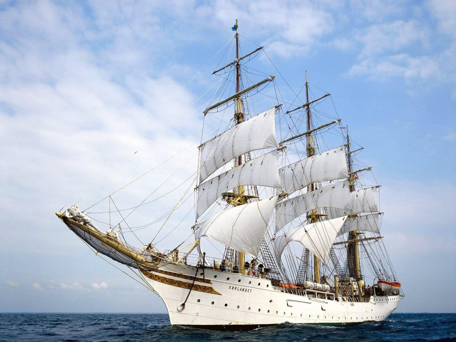 sailboat wallpaper 7788