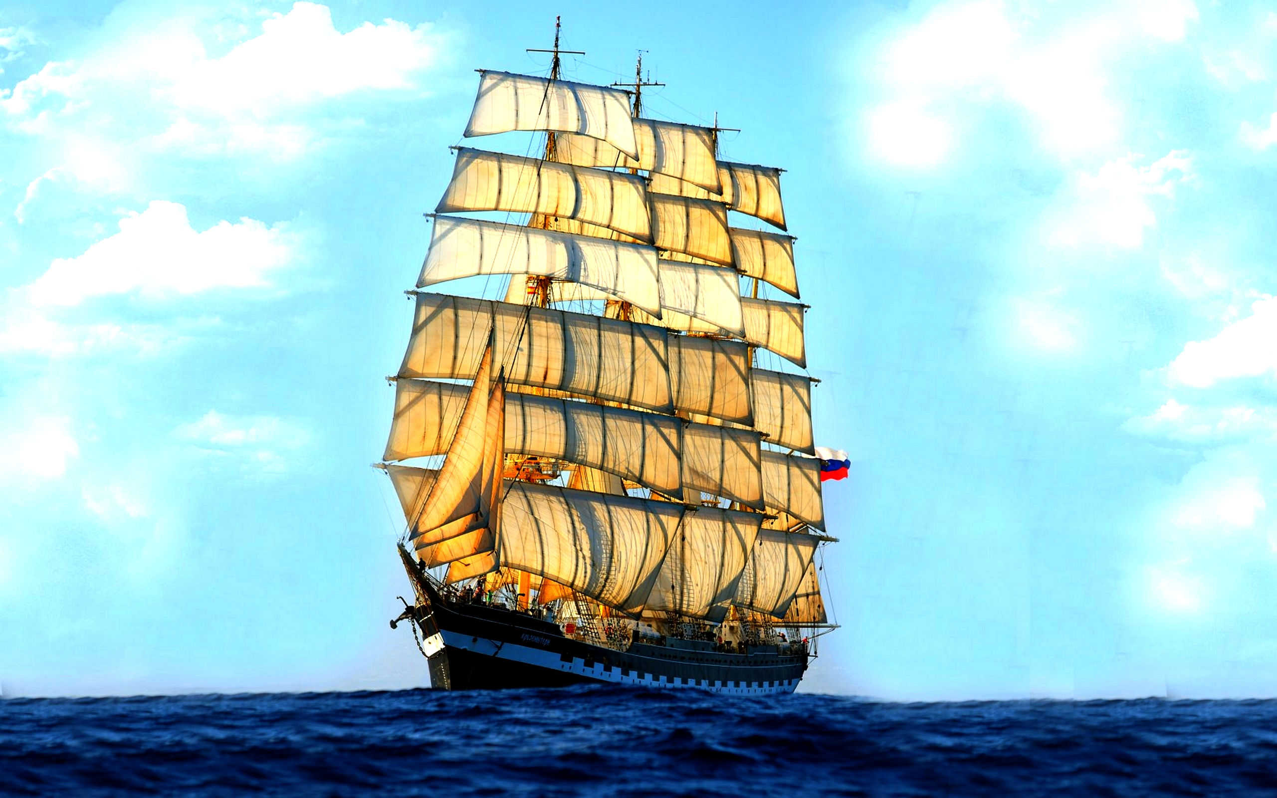 sailboat wallpaper 7789