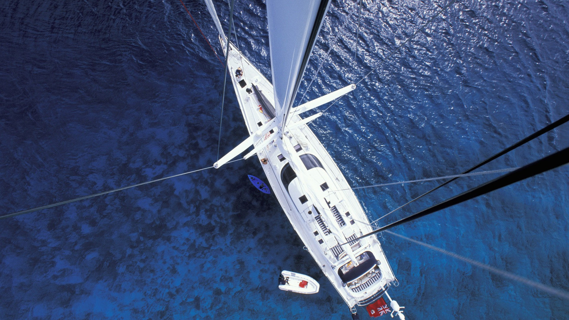 sailboat wallpaper 7795