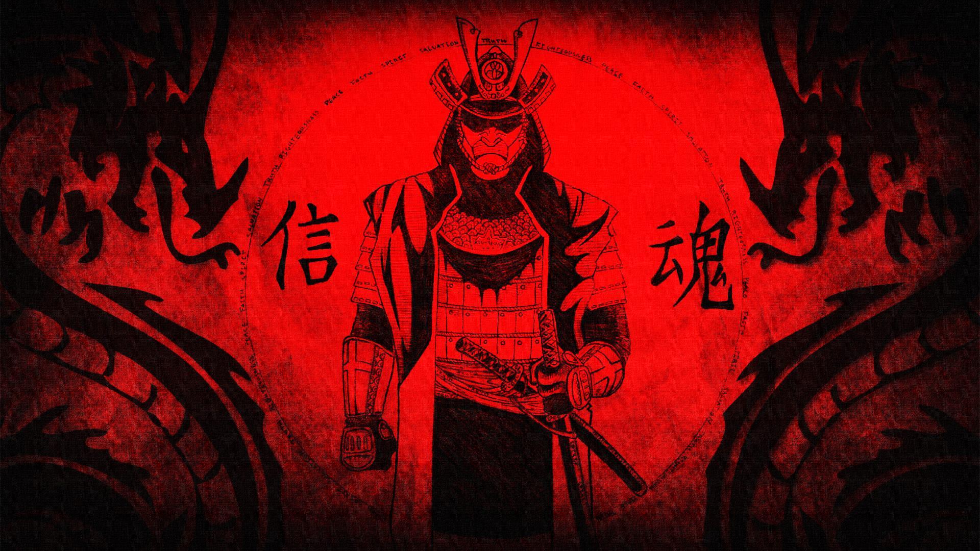 Samurai Wallpaper 8194 1920x1080 px HDWallSourcecom