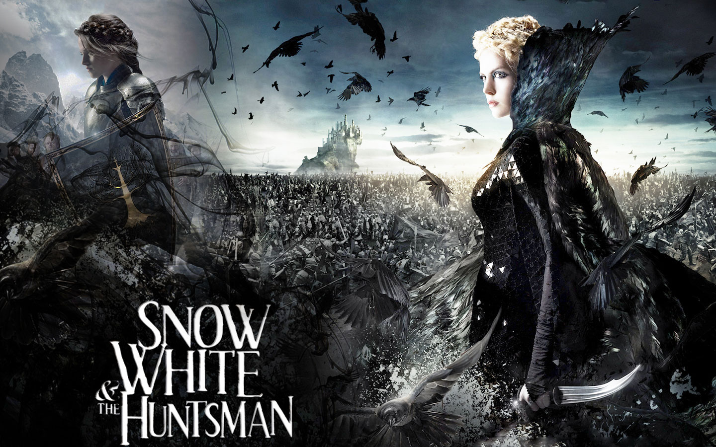 snow white and the huntsman wallpaper 15135 1440x900 px