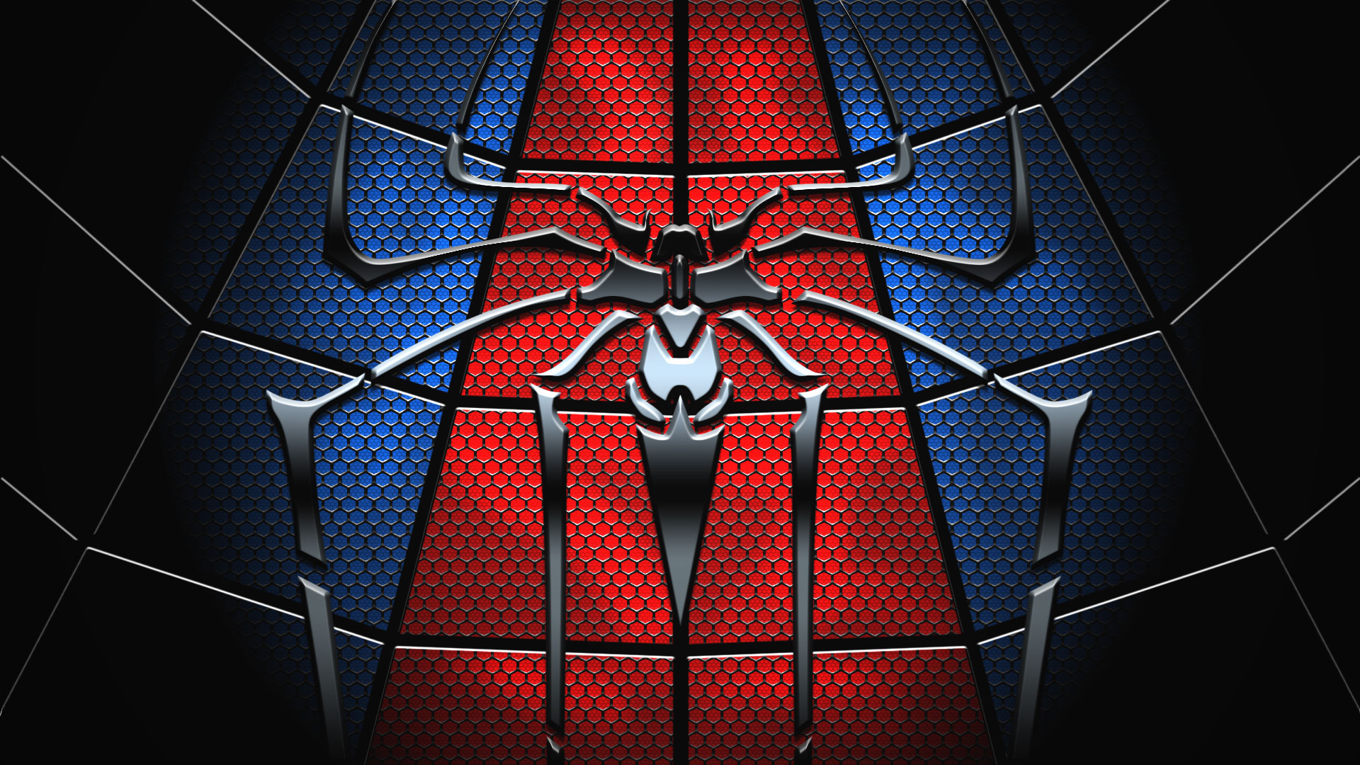 Spiderman Logo Wallpaper HD 39628