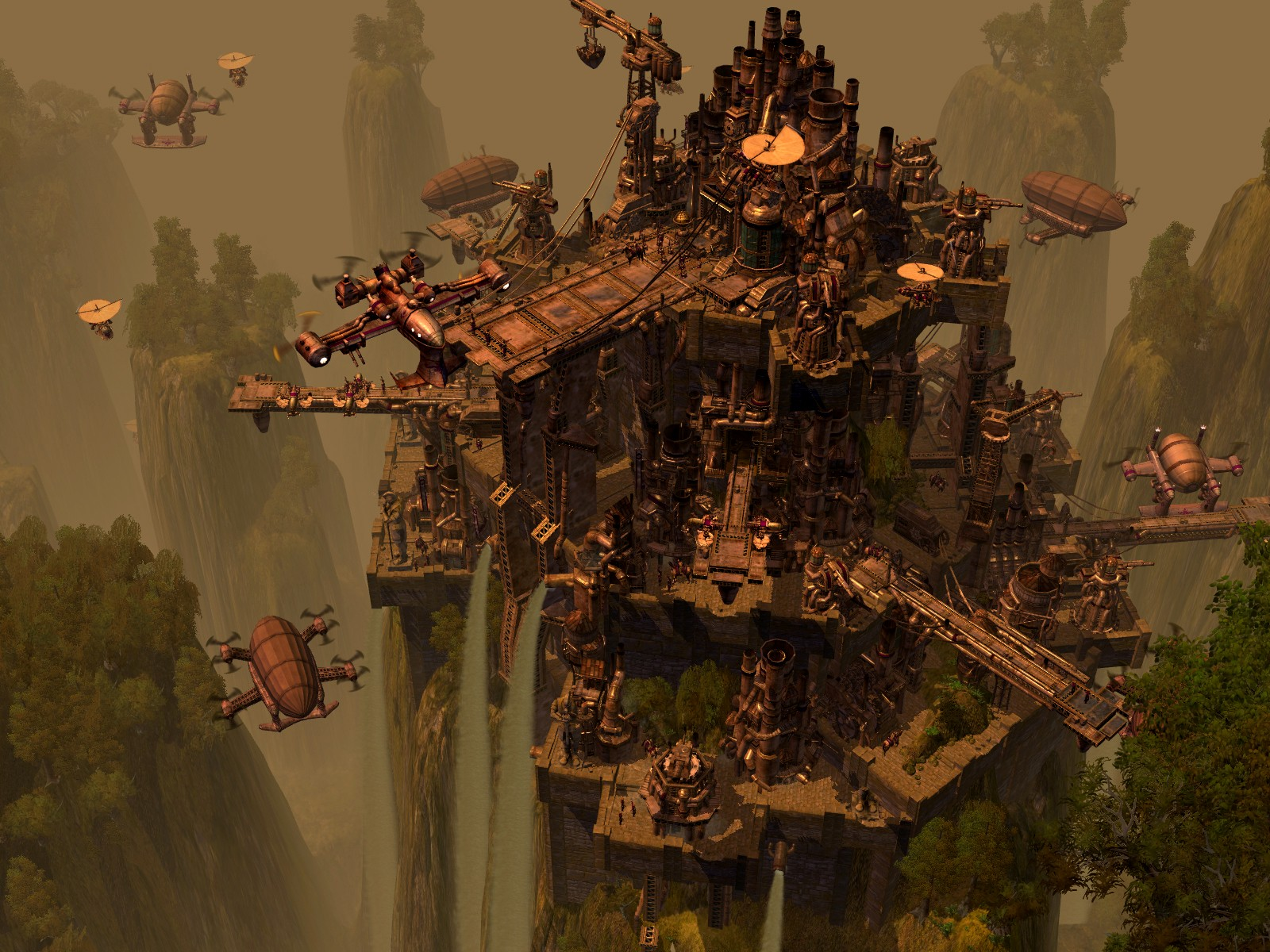 steampunk wallpaper 4993