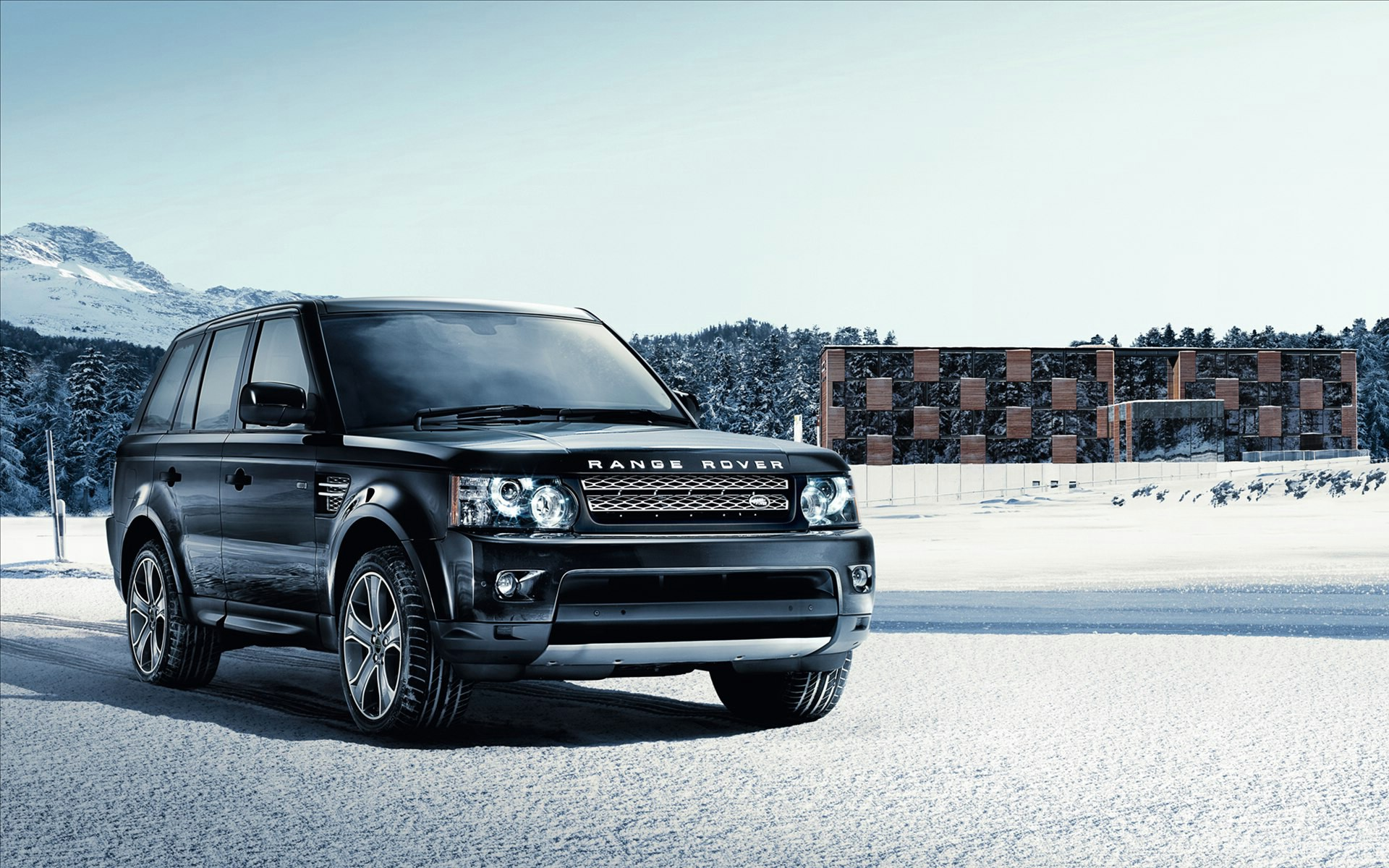 stunning range rover wallpaper 29122
