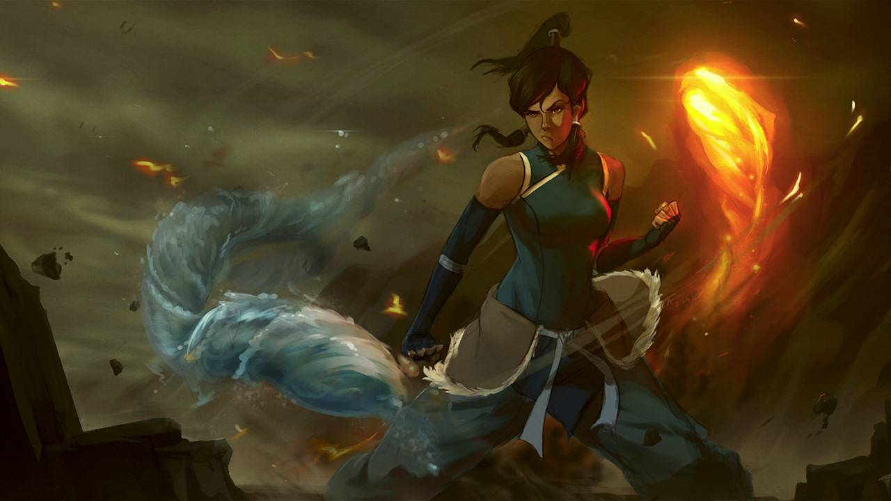 The legend of korra wallpaper 16635 1280x720 px hdwallsource the legend of korra wallpaper 16635 voltagebd Images