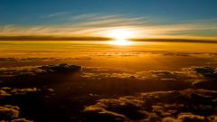 Above the Clouds Background 33865