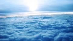 Above the Clouds Wallpaper 33849