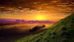 Amazing Above the Clouds Wallpaper 33861