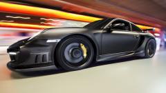 Amazing Speed Blur Wallpaper 37145