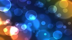 Awesome Blue Bubbles Wallpaper 30723