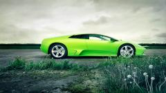 Awesome Green Car Wallpaper 32620