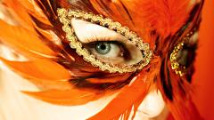 Awesome Masquerade Mask Wallpaper 42698
