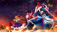 Awesome Touhou Wallpaper 28010