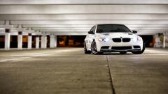 Awesome White BMW Wallpaper 32591
