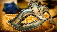 Beautiful Masquerade Mask Wallpaper 42697