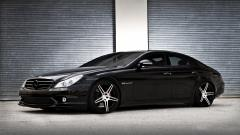 Black Mercedes Wallpaper 23514