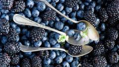 Blackberries Wallpaper 38892