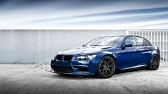 Blue BMW Wallpaper 28629