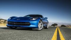 Blue Car 32609