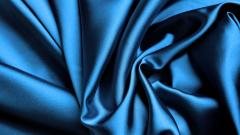 Blue Silk Wallpaper 26461