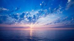 Blue Sunset 15113