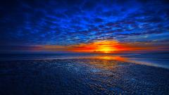 Blue Sunset 15115