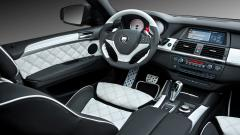 BMW x6 Interior Wallpaper 36989