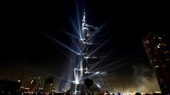 Burj Khalifa 4785