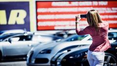 Cars Girl Mood Wallpaper 42743
