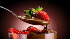 Chocolate Strawberries 24042
