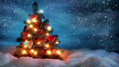 Christmas Tree Wallpaper 22856