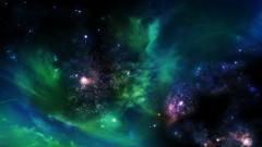 Colorful Cosmos Wallpaper 25107