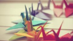 Colorful Origami Wallpaper 41126