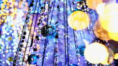Cool Garland Lights Wallpaper 41101