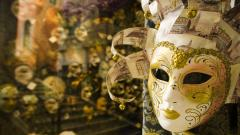 Cool Masquerade Mask Wallpaper 42699