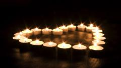 Cute Candle Wallpaper 41073