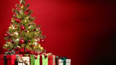 Cute Christmas Tree Wallpaper 22865