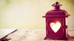 Cute Mood Lantern Wallpaper 43509